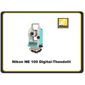 "Nikon NE 100 Digital-Theodolit 10"""