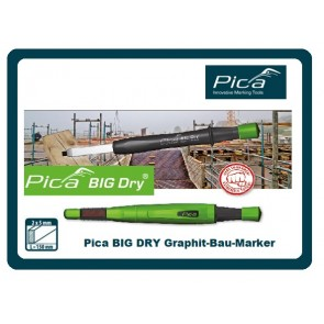 Pica BIG DRY Graphit-Bau-Marker