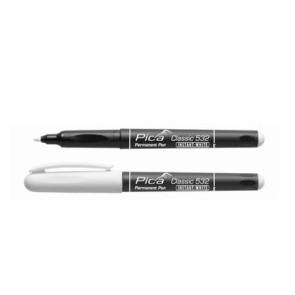 Pica CLASSIC Permanent Pen weiß 532