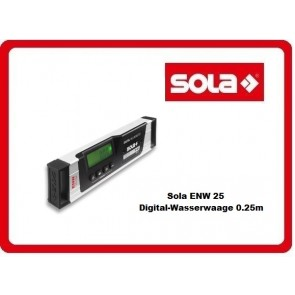 Sola ENW 25 Digital-Wasserwaage 0.25m