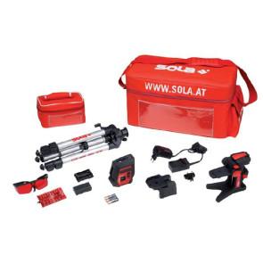Sola iOX5 Linien-Punkt-Laser Profi-Set