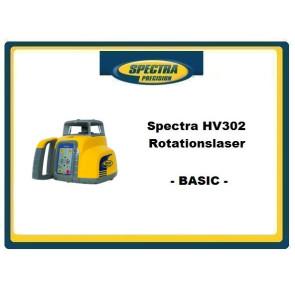 Spectra HV302 Rotationslaser