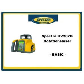 Spectra HV302G Rotationslaser