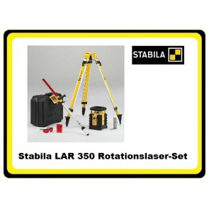Stabila LAR 350 Rotationslaser-Set