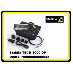 Stabila TECH 1000 DP Digital-Neigungsmesser