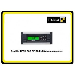 Stabila TECH 500 DP Digital-Neigungsmesser
