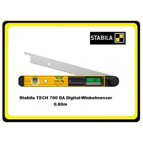 Stabila TECH 700 DA Digital-Winkelmesser 0.80m