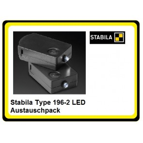 Stabila Type 196-2 LED-Doppelpack EP-LED-196