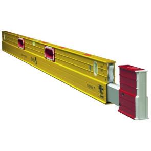 Stabila 106TM Teleskop-Magnet-Wasserwaage 1.86m - 3.18m