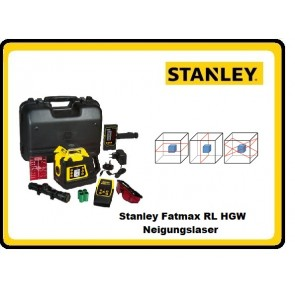Stanley RL HGW Rotationslaser