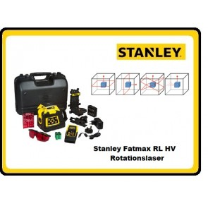 Stanley RL HV Rotationslaser