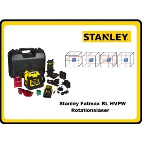 Stanley RL HVPW Rotationslaser