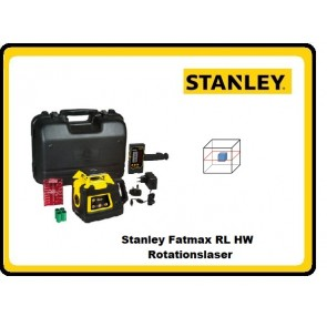 Stanley RL HW Rotationslaser