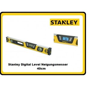 Stanley Digital Level Neigungsmesser 0.40m